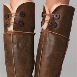47a2b6a85a7 UGG Over-the-Knee Bailey Bomber Boots 3175